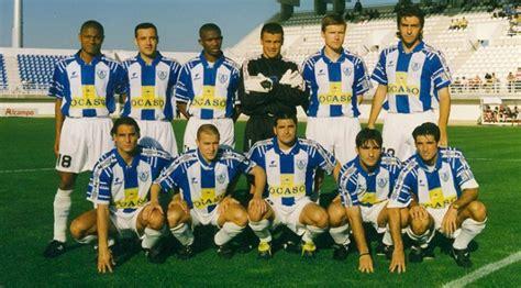 Futbol Español Recopilación: CD Leganés 1997/98.