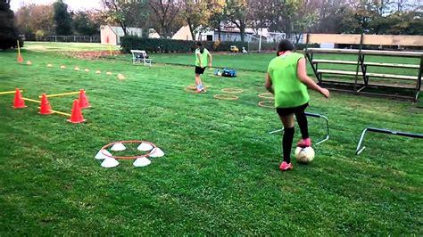 Fútbol Femenino Entrenamiento Físico Técnico 2   YouTube