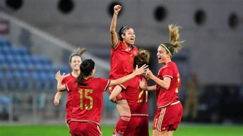 Fútbol Femenino: España se proclama campeona de la Algarve ...