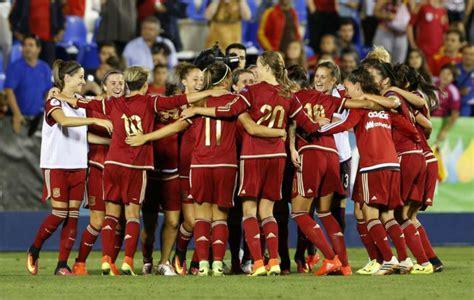 Fútbol Femenino: España tiene fortuna en el sorteo de la ...