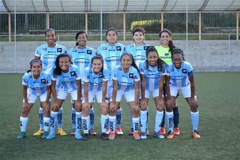 Fútbol Femenino ESPUCE y Deportivo Quito lideran la tabla ...
