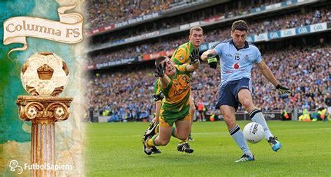 Fútbol gaélico: ¿De qué se trata el deporte con más ...