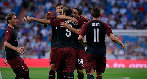 Fútbol Internacional: Fichajes AC Milan:  rossoneros ...
