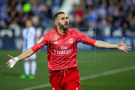 FÚTBOL LEGANÉS REAL MADRID 1 1. La inspiración de Benzema ...