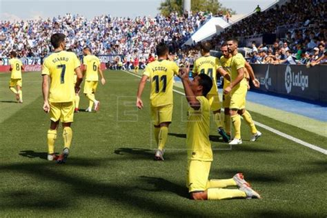 FÚTBOL LEGANÉS VILLARREAL 0 1. El Villarreal emerge y deja ...