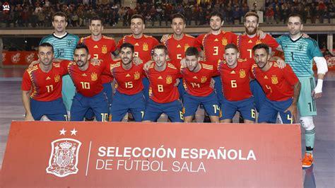 Fútbol Sala: España jugará el Premundial en Polonia ...