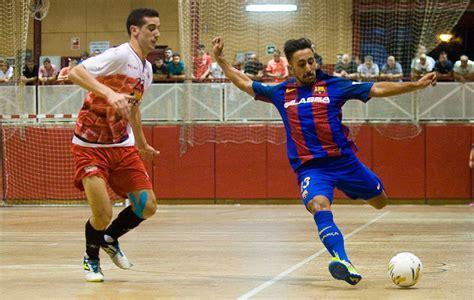 Fútbol Sala: Joselito:  El Barça tiene que volver a ser el ...