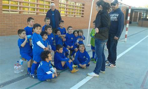 Fútbol Sala Mediterrània: Partido amistoso en la Escuela ...