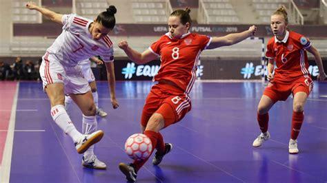 Fútbol Sala: Sigue en directo el Rusia vs España del ...