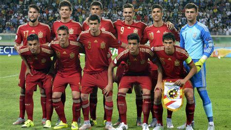 Fútbol | Selección española | La selección española sub 19 ...