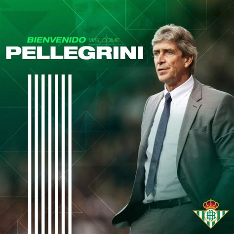 Futbol Todo   Pellegrini firma contrato con el Betis ...