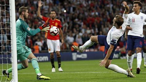Fútbol   UEFA Nations League 2018: Inglaterra España   RTVE.es