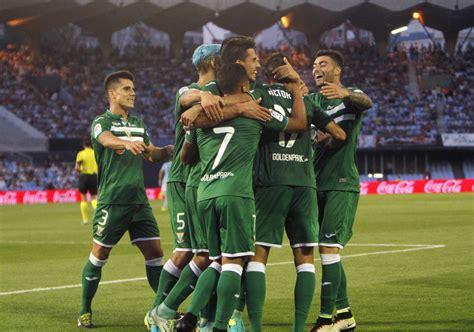 Fútbol   Víctor Díaz hace historia en el debut del Leganés ...