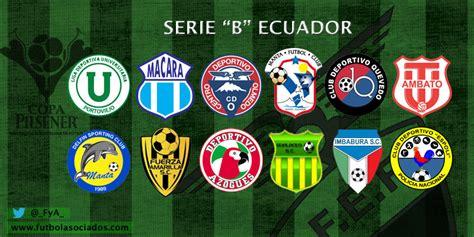 Fútbol y Asociados | Ecuador – Serie B – Fecha 39 – Resumen