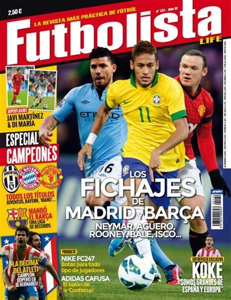 Futbolista es la revista mensual sobre fútbol líder ...