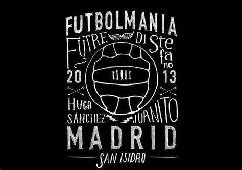 Futbolmanía on Behance