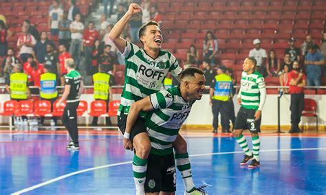 Futsal: Sporting recebe Ronda de Elite da Liga dos ...