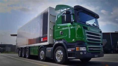 Futtermittel Chauffeur bei der Traveco Transporte AG   YouTube