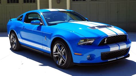 Future Find: 2010 Shelby GT 500