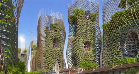 FUTURISTIC DESIGN: 2050 Paris Smart City – Part I | Design ...