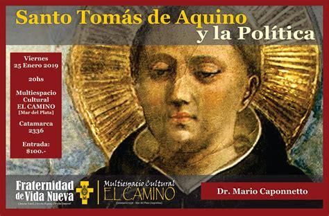 FVN: Santo Tomás de Aquino 2019