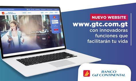 G&T Continental lanza plataformas digitales para empoderar ...