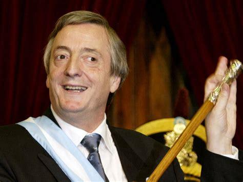 G1   Morre aos 60 anos o ex presidente argentino Néstor ...