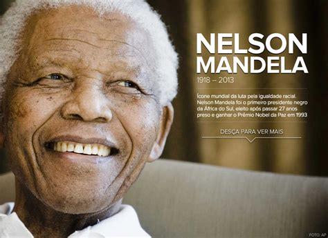 G1 – Mundo – Nelson Mandela