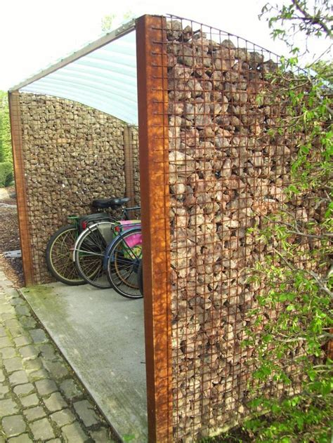 Gabion and Steel Shed Units In The Phoenix Area | Custom ...