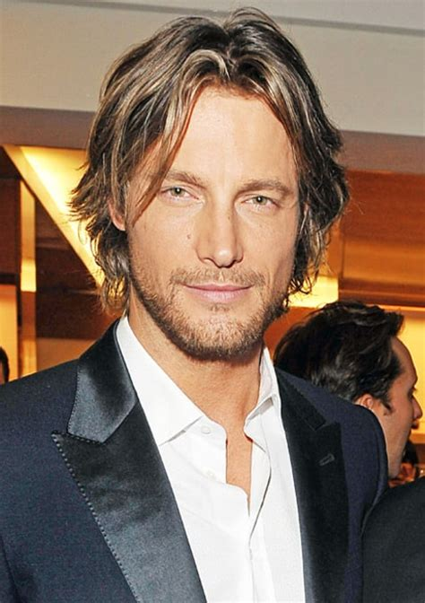 Gabriel Aubry on December 8, 2010 in Vancouver, Canada ...