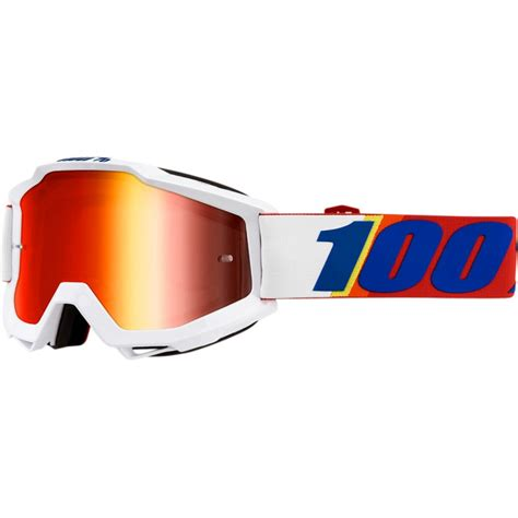 GAFAS 100% ACCURI MINIMA NEW   PRO MX RACING