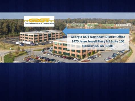 Gainesville GDOT offices to open soon in new building ...