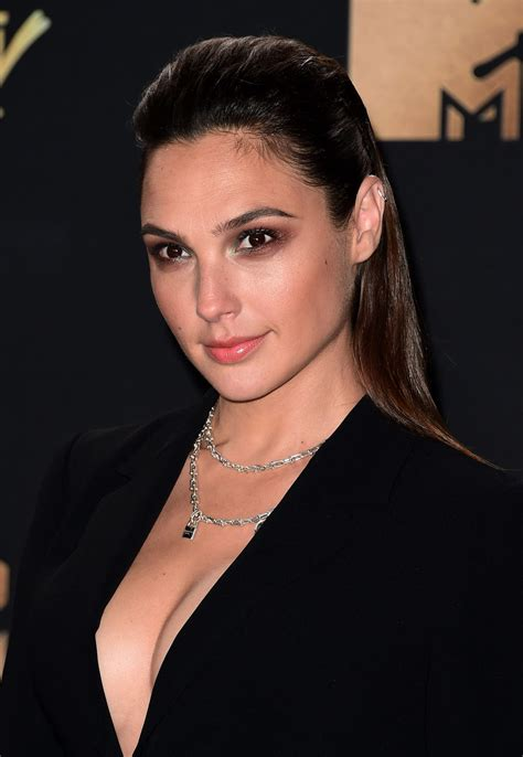 GAL GADOT at 2017 MTV Movie & TV Awards in Los Angeles 05 ...