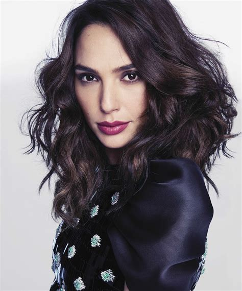 Gal Gadot in Marie Claire US June 2017 by Tesh
