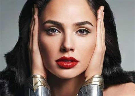 Gal Gadot never thought she would get to play Wonder Woman ...