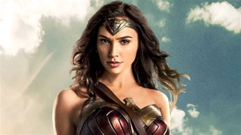 Gal Gadot opens up about playing Wonder Woman while ...