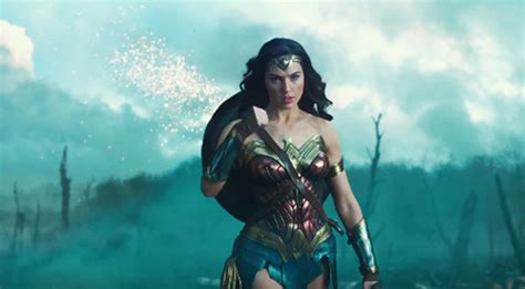 Gal Gadot's 'Wonder Woman' Trailer Released Online – Watch ...