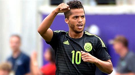 Galaxy acquires Mexico team star Giovani Dos Santos after ...