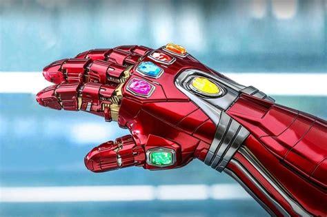 Galaxy Fantasy: El guantelete de Iron Man visto en ...