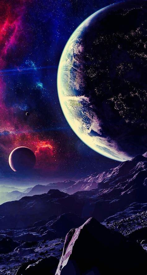 Galaxy wallpapers lockscreen en 2020 | Fondos de universo ...