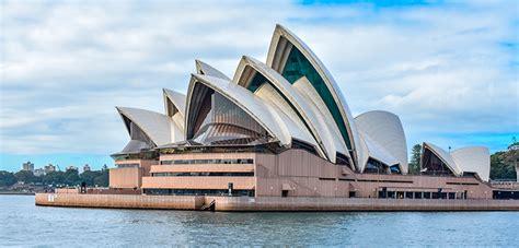 Galeria da Arquitetura   Ópera House, símbolo de Sidney ...
