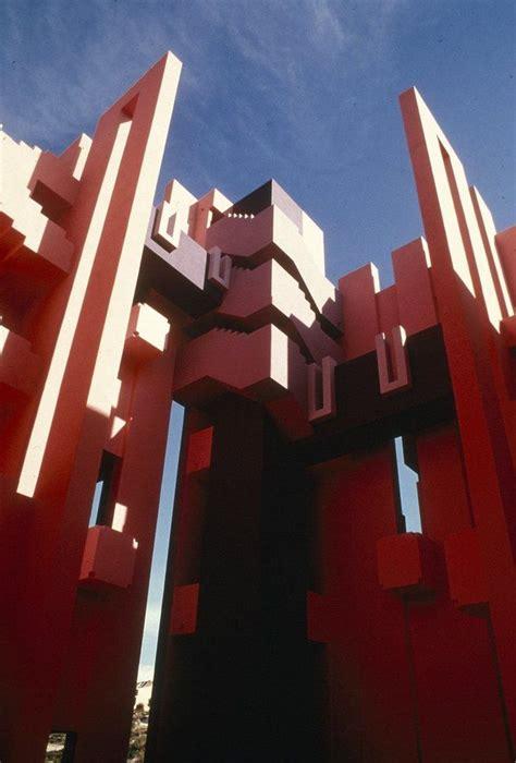 Galería de Clásicos de Arquitectura: La Muralla Roja ...