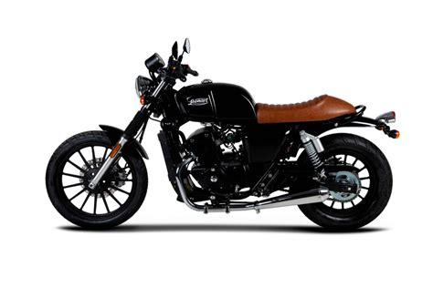 Galería de fotos de la moto Leonart Vessel 125 2019 ...