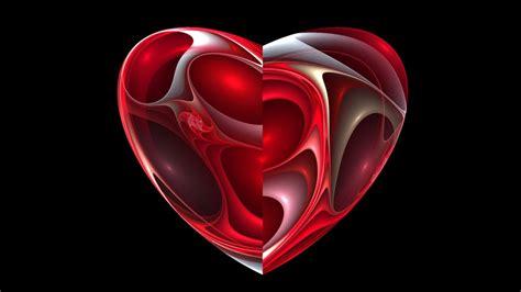 Galería de imágenes: Fondos 3D de corazones