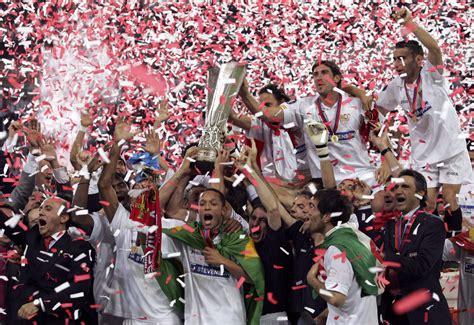 Galería de los títulos del Sevilla FC | Sevilla FC a fondo