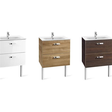 Galeria de Mobiliario para baños UNIK 60 Victoria de ROCA   3