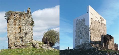 Galería de Restauración de Torre Medieval en Cádiz ...
