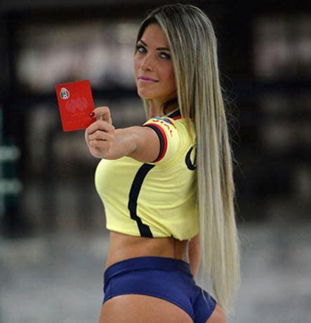 GALERÍA: Meiré Carvalho le saca la tarjeta roja al arbitraje