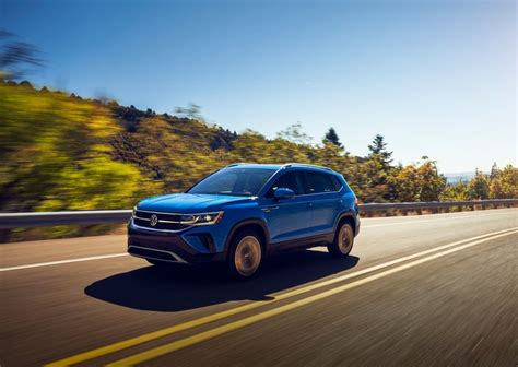 Galería Revista de coches,   Volkswagen Taos 2022 ...