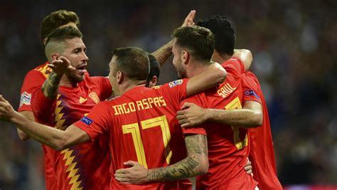 Gales   España: Horario y dónde ver en TV el amistoso de hoy